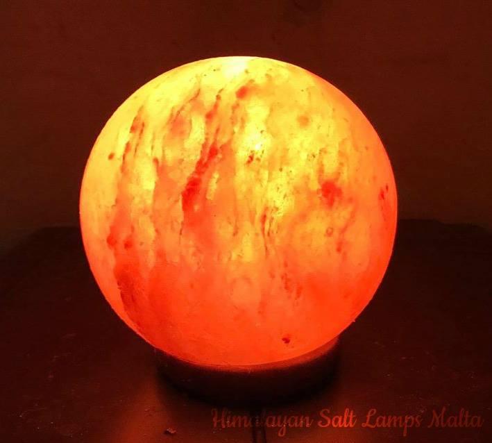 Ball Shape Himalayan Salt Lamps